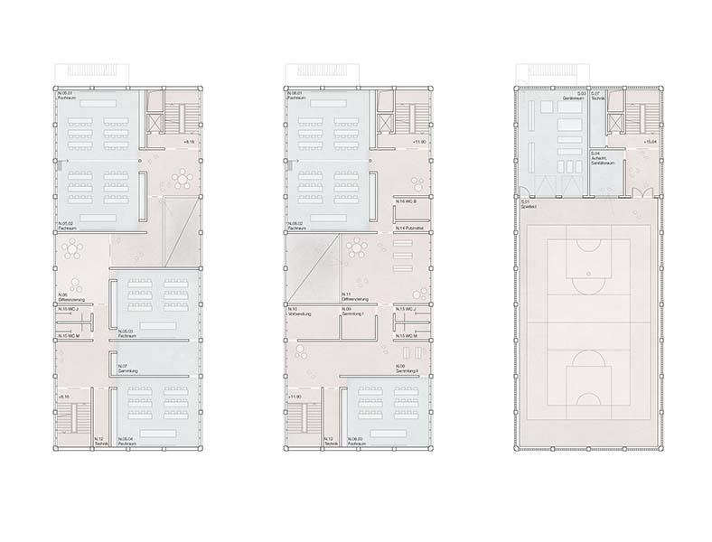 Goethe-Schule Harburg | Schoener und Panzer Architekten BDA | Leipzig