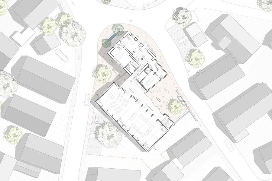 Rathaus Ofterdingen | Schoener und Panzer Architekten BDA