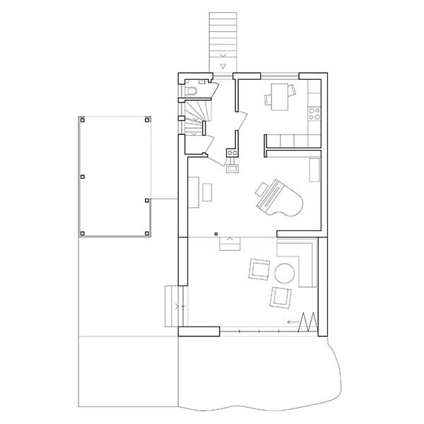 Wohnhaus Haseneck   Schoener und Panzer Architekten BDA   Leipzig