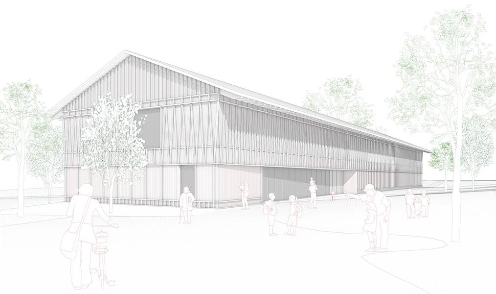 Kindertagesstätte Gechingen | Schoener und Panzer Architekten BDA