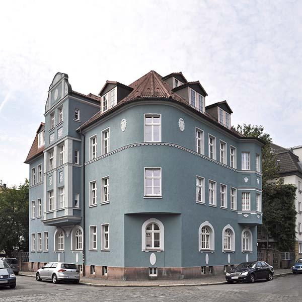 Haus Stieglitzstraße   Schoener und Panzer Architekten BDA   Leipzig