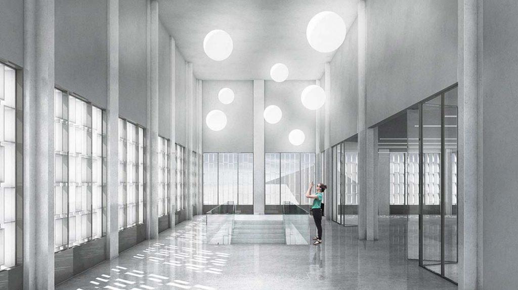 Technikum für die Hochschule Zwickau   Neubau   Schoener und Panzer Architekten BDA