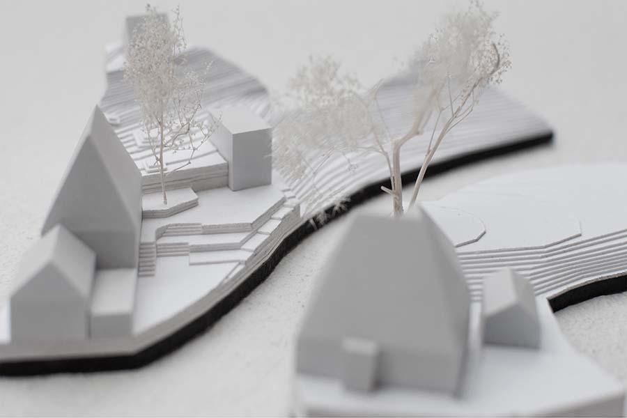Technikmuseum Frohnauer Hammer, Annaberg | Erweiterungsneubau | Schoener und Panzer Architekten BDA