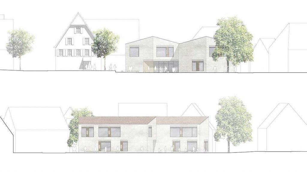 Sophie-Scholl-Grundschule, Rottenburg-Hailfingen | Neubau | Schoener und Panzer Architekten BDA