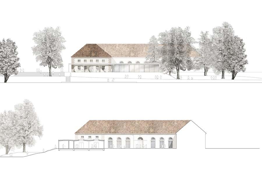 Historische Reithalle, Eutin | Umstrukturierung und Erweiterung | Schoener und Panzer Architekten BDA