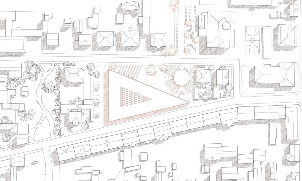 Oberschule Kötzschenbroda, Radebeul | Neubau | Schoener und Panzer Architekten BDA