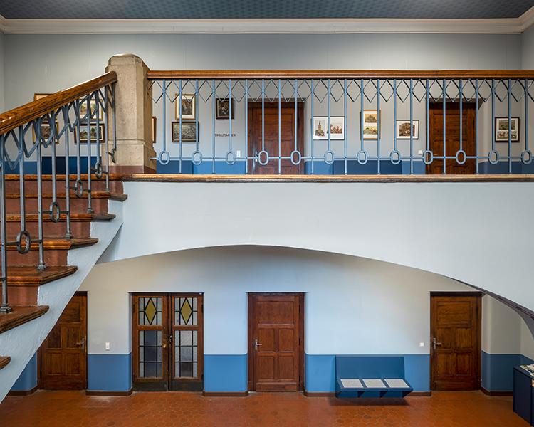 Rathaus Dommitzsch | Sanierung | Schoener und Panzer Architekten BDA