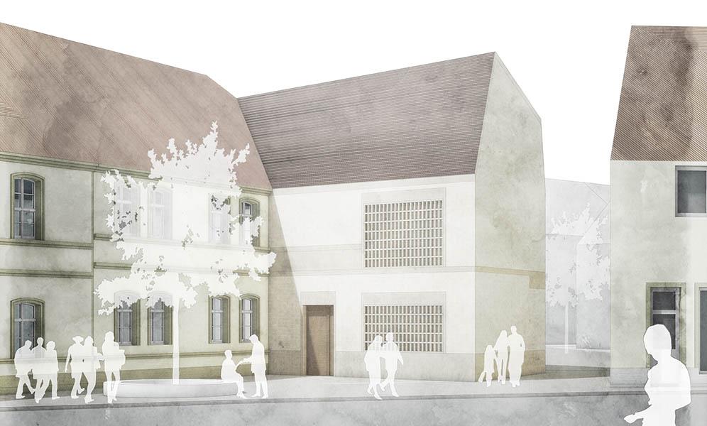 Rathaus Osterburg | Erweiterung | Schoener und Panzer Architekten BDA
