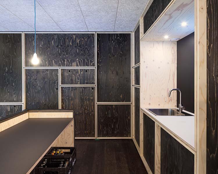 XAAS Hamburg | Neugestaltung der Büroflächen | Schoener und Panzer Architekten BDA